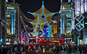 London Holiday Christmas Lights 2016