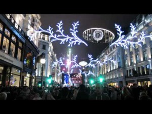 United Kingdom Christmas Lights