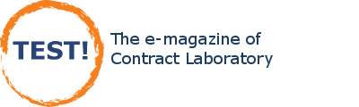 TEST! The e-magazine of Contract Laboratory