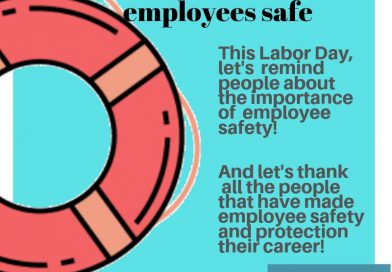 Laboratory Day Reminder about OSHA Employee Safety. Environmental Health and Safety (EHS)